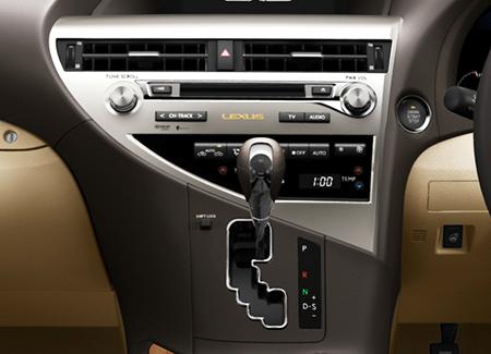 LEXUS RX RX450H F SPORT