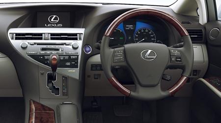 LEXUS RX RX450H VERSION S