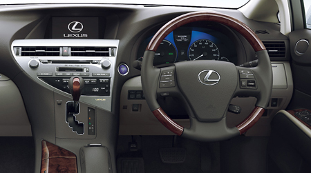 LEXUS RX RX450H VERSION S