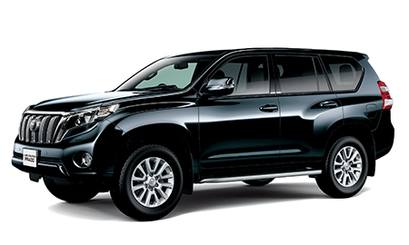 TOYOTA LAND CRUISER PRADO TX L PACKAGE