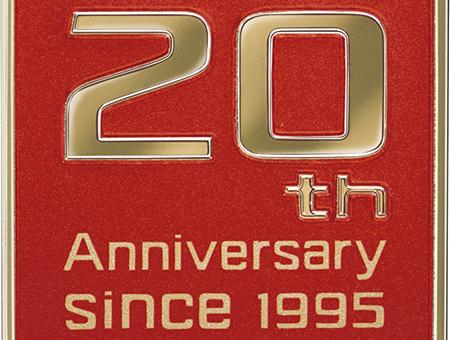 DAIHATSU MOVE CUSTOM X 20TH ANNIVERSARY GOLD EDITION SA II